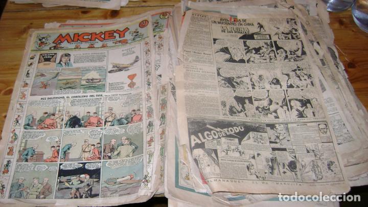 Tebeos: REVISTA MICKEY MOLINO AÑOS 30 LOTE DE SUELTOS VER DESCRIPCION SOFABIBLIO - Foto 70 - 146597654