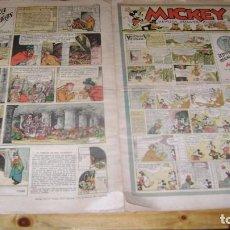 Giornalini: REVISTA MICKEY MOLINO AÑOS 30 NUMERO 4 VER DESCRIPCION SOFABIBLIO. Lote 146597710