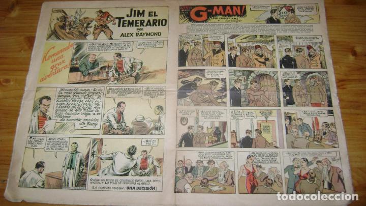 Tebeos: REVISTA MICKEY MOLINO AÑOS 30 NUMERO 67 VER DESCRIPCION SOFABIBLIO7 - Foto 2 - 146597770