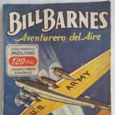Tebeos: NOVELA AVENTURERO DEL AIRE-BILL BARNES-EL AVIÓN DESAPARECIDO-GEORGE L. EATON-EDITORIAL MOLINO Nº 160. Lote 156578910