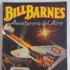 Tebeos: NOVELA AVENTURERO DEL AIRE-BILL BARNES-LUCHA EN LA SELVA-GEORGE L.EATON-EDITORIAL MOLINO Nº 70. Lote 156579142