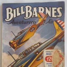 Tebeos: NOVELA AVENTURERO DEL AIRE-BILL BARNES-EL CAMINO SANGRIENTO-GEORGE L.EATON-EDITORIAL MOLINO Nº 128. Lote 156581610