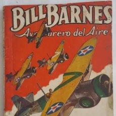 Tebeos: NOVELA AVENTURERO DEL AIRE-BILL BARNES-LA ESCUADRILLA DE LA TORMENTA-GEORGE L.EATON-ED MOLINO Nº 33. Lote 156582602