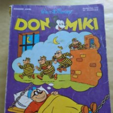 Tebeos: DON MIKI N°173/MONTENA. Lote 159195918