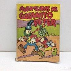 Tebeos: AVENTURAS DEL GUSANITO PETER - EDITORIAL MOLINO - 1937 . Lote 159537846