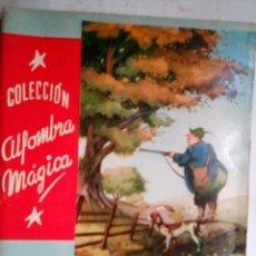 BDs: COLECCION ALFOMBRA MÁGICA -Nº 49 -LUCINDA, LA REINA DE LAS MARIPOSAS-1958-BUENO-DIFÍCIL-LEAN-0834. Lote 160029678