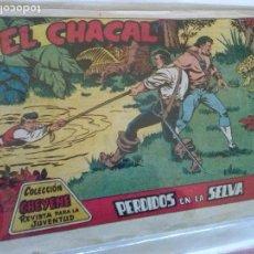 Tebeos: EL CHACAL Nº15- MARCO ,ORIGINAL. Lote 184519025