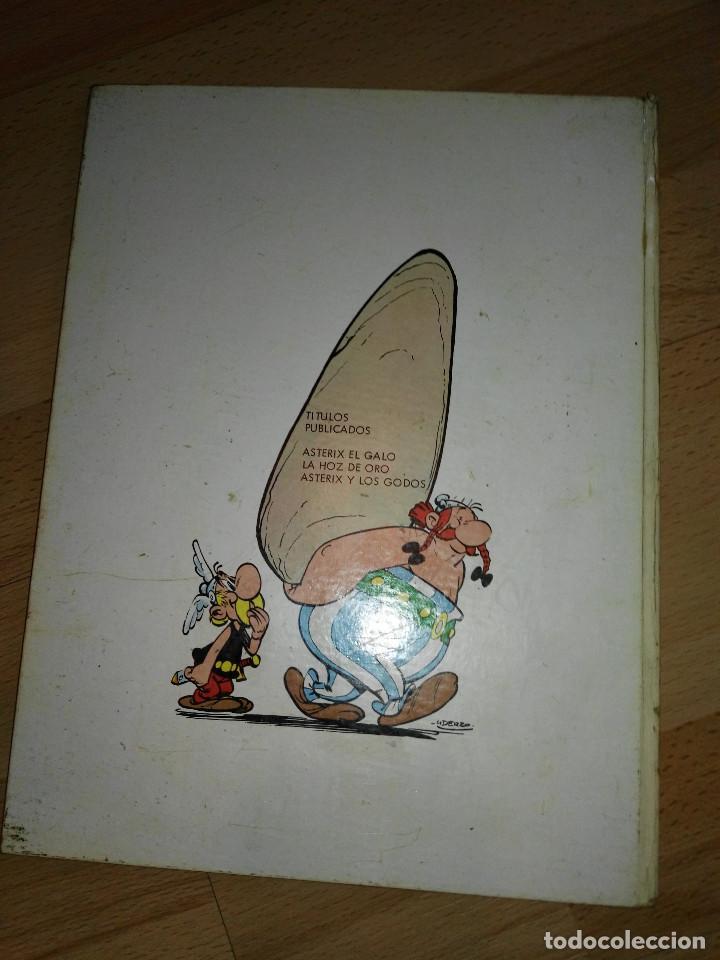 Tebeos: Asterix y los godos editorial Molino - Foto 2 - 168241384