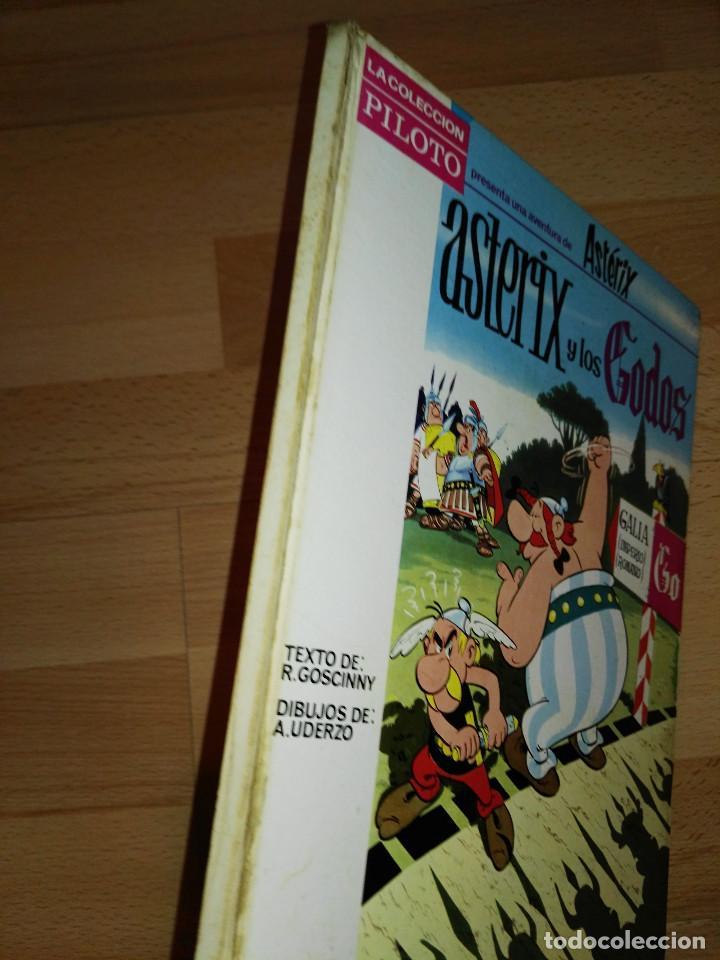 Tebeos: Asterix y los godos editorial Molino - Foto 3 - 168241384