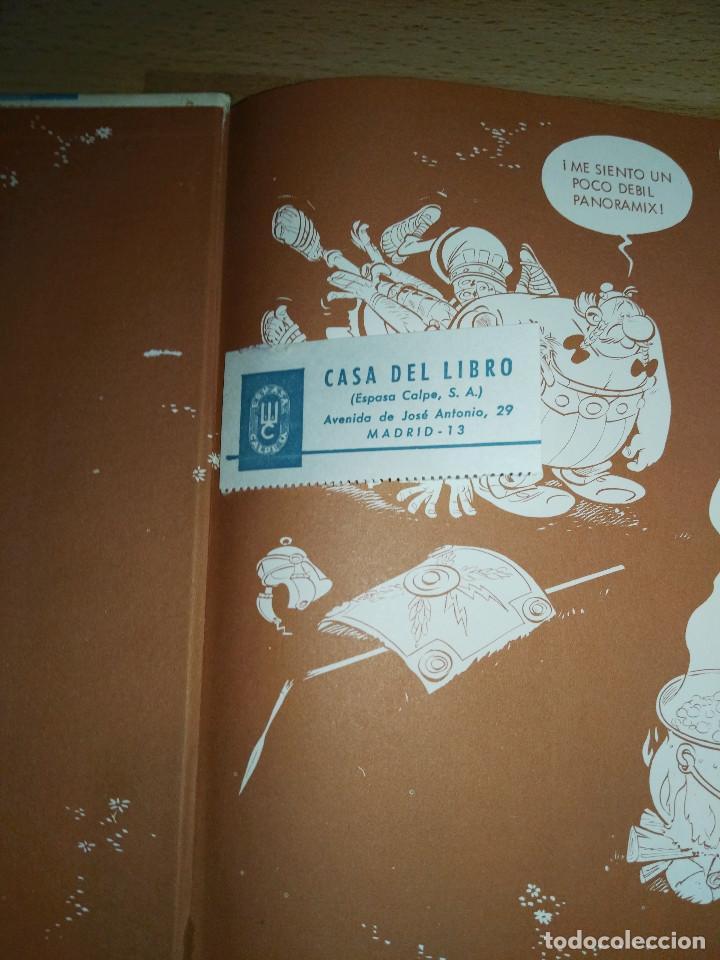 Tebeos: Asterix y los godos editorial Molino - Foto 4 - 168241384