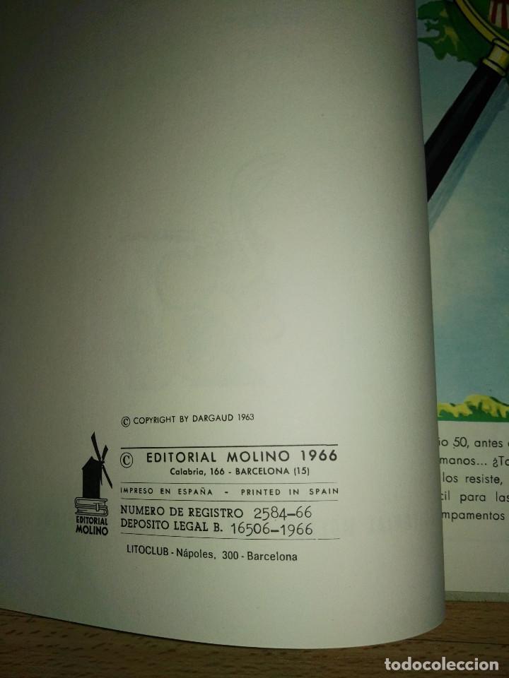 Tebeos: Asterix y los godos editorial Molino - Foto 5 - 168241384