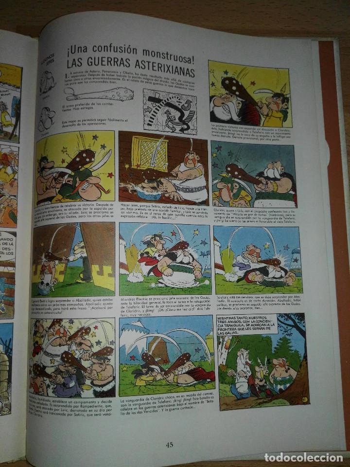 Tebeos: Asterix y los godos editorial Molino - Foto 7 - 168241384