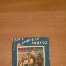 Tebeos: SERIE POPULAS MOLINO - BUFALO - BILL. Lote 168603500
