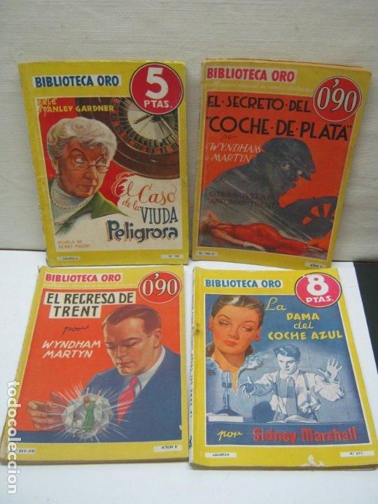 Tebeos: 14 EJEMPLARES BIBLIOTECA ORO SERIE AMARILLA, EDITORIAL MOLINO + 2 regalo - Foto 4 - 174016199
