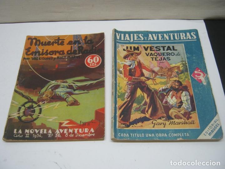 Tebeos: 14 EJEMPLARES BIBLIOTECA ORO SERIE AMARILLA, EDITORIAL MOLINO + 2 regalo - Foto 5 - 174016199