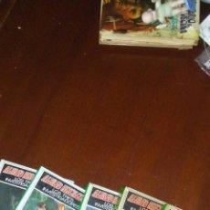 Tebeos: LOTE DE 5 TOMOS SERIE ALFRED HTCHOCK Y LOS 3 INVESTIGADORES ,AÑOS 80. Lote 174173615