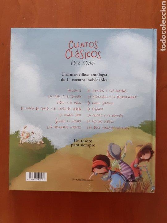 Tebeos: CUENTOS CLASICOS PARA SOÑAR - ILUSTRACIONES MACU ROMERO - EDITORIAL MOLINO - Foto 7 - 178111107