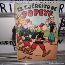 Tebeos: EL EJERCITO DE POPEYE,E.C.SEGAR,1941. Lote 180012545