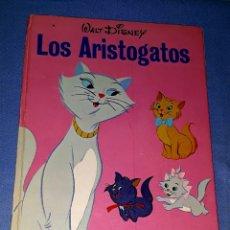 Tebeos: LOS ARISTOGATOS DE WALT DISNEY EDITORIAL MOLINO AÑO 1971. Lote 180475862