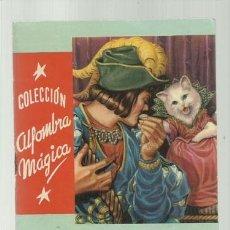 Tebeos: COLECCIÓN ALFOMBRE MÁGICA 31: LA GATITA BLANCA, 1958, BUEN ESTADO. COLECCIÓN A.T.. Lote 182572311