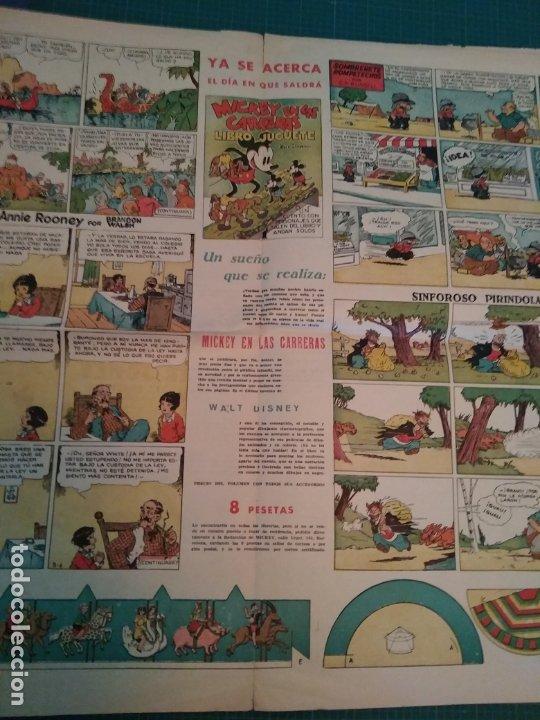 Tebeos: MICKEY - REVISTA INFANTIL ILUSTRADA - Nº 32 - BARCELONA 12 OCTUBRE 1935 - Foto 2 - 183267458
