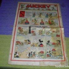 Tebeos: MICKEY - REVISTA INFANTIL ILUSTRADA Nº 28 - 1935. Lote 183589900