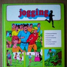 Tebeos: JOGGING (MOLINO, 1987). POR ALAIN BILLOIN, JACQUES ARBEAU Y ANDRÉ MANGUIN.. Lote 189291836