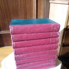 Tebeos: BILL BARNES (DESDE 1938) EN 8 TOMOS (40). EDITORIAL MOLINO. USADOS. Lote 189619675