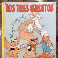 Tebeos: LOS TRES CERDITOS. Lote 190212873