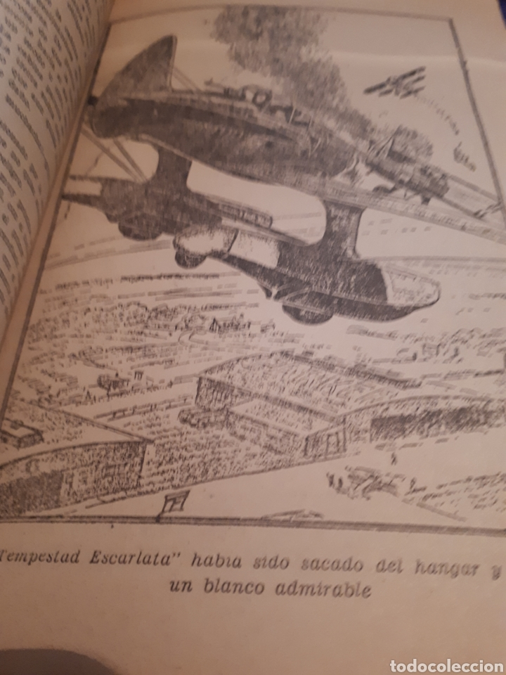 Tebeos: BILL BARNES AVENTURERO DEL AIRE N° 7 - Foto 2 - 190613563