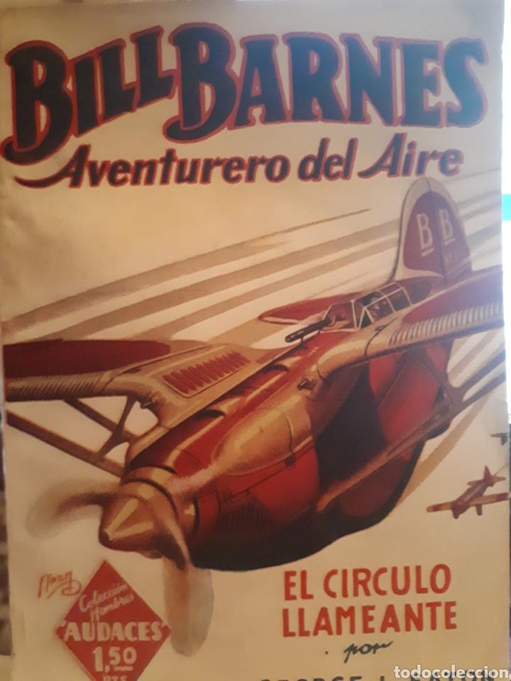 BILL BARNES AVENTURERO DEL AIRE N° 7 (Tebeos y Comics - Molino)