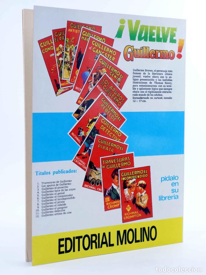 Tebeos: LAS AVENTURAS DE GUILLERMO 2. EL BAILE DE DISFRACES. ÉXITO EN TELEVISIÓN (Beaumont) 1980. OFRT - Foto 2 - 190977023