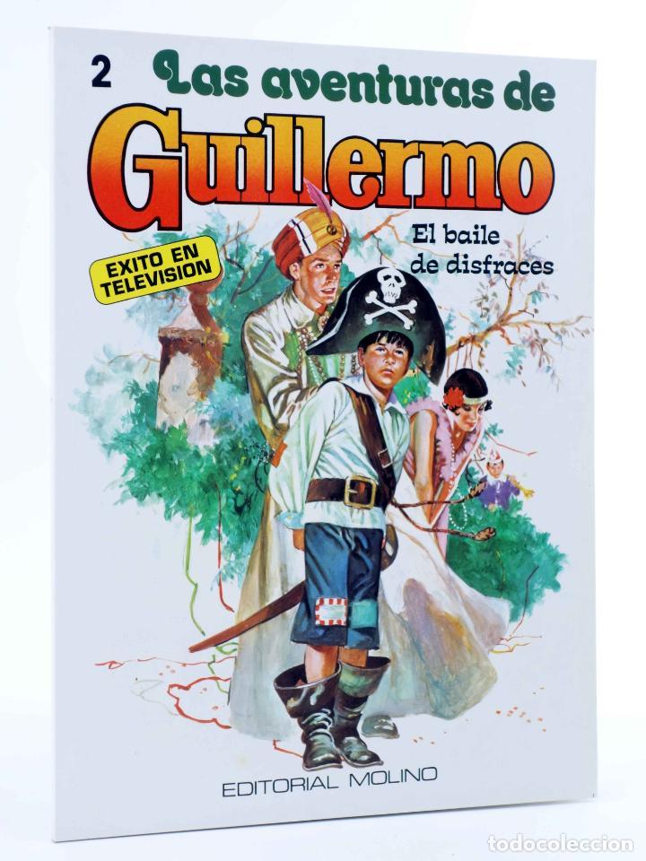 LAS AVENTURAS DE GUILLERMO 2. EL BAILE DE DISFRACES. ÉXITO EN TELEVISIÓN (BEAUMONT) 1980. OFRT (Tebeos y Comics - Molino)