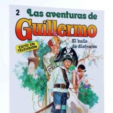 Tebeos: LAS AVENTURAS DE GUILLERMO 2. EL BAILE DE DISFRACES. ÉXITO EN TELEVISIÓN (BEAUMONT) 1980. OFRT. Lote 190977023