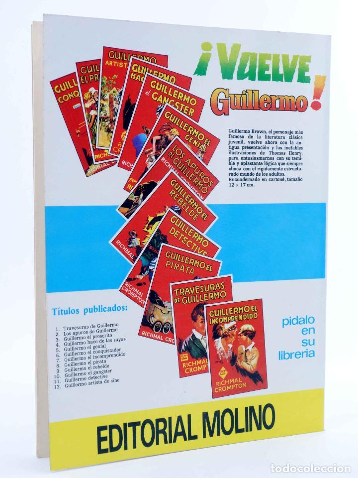 Tebeos: LAS AVENTURAS DE GUILLERMO 1. LA DULCE DAMITA DE BLANCO. ÉXITO EN TELEVISIÓN (Beaumont) 1980. OFRT - Foto 2 - 190977051