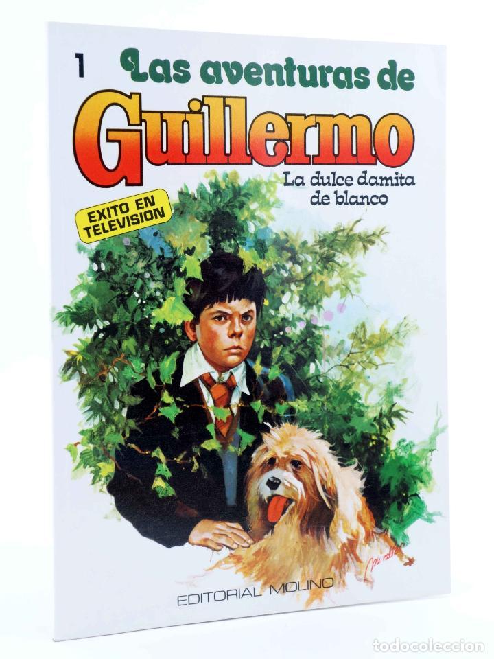 LAS AVENTURAS DE GUILLERMO 1. LA DULCE DAMITA DE BLANCO. ÉXITO EN TELEVISIÓN (BEAUMONT) 1980. OFRT (Tebeos y Comics - Molino)