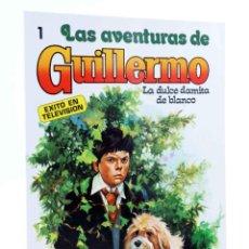 Tebeos: LAS AVENTURAS DE GUILLERMO 1. LA DULCE DAMITA DE BLANCO. ÉXITO EN TELEVISIÓN (BEAUMONT) 1980. OFRT. Lote 190977051