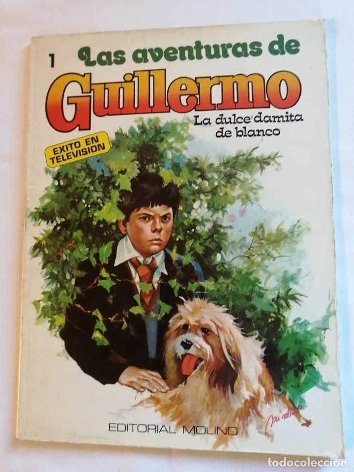 LAS AVENTURAS DE GUILLERMO 1 (Tebeos y Comics - Molino)