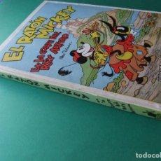 Livros de Banda Desenhada: EL RATON MICKEY EN LA CORTE DEL REY ARTURO ILUSTRACION SORPRESA EDITORIAL MOLINO. Lote 192774408