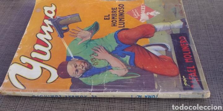 Tebeos: YUMA NUMERO 1 EDITORIAL MOLINO - Foto 2 - 192977975