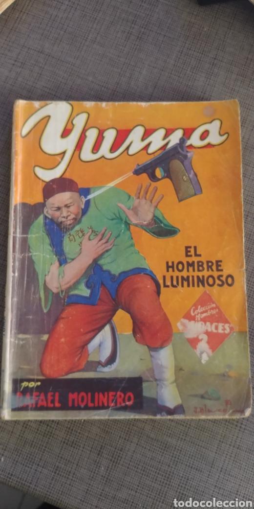 YUMA NUMERO 1 EDITORIAL MOLINO (Tebeos y Comics - Molino)
