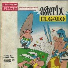 Giornalini: ASTERIX EL GALO, 1965, MOLINO, BUEN ESTADO. COLECCIÓN A.T.. Lote 196220800