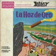 Livros de Banda Desenhada: ASTERIX: LA HOZ DE ORO, 1966, MOLINO, BUEN ESTADO. COLECCIÓN A.T.. Lote 196248777