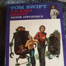 Tebeos: TOM SWIFT. Y EL RATON GIGANTE.VICTOR SPPELTON 11, EDITORIAL MOLINO. Lote 201335651