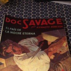 Tebeos: COLECCIÓN DE CÓMICS DOC SAVAGE. Lote 206120535