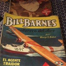 Tebeos: COLECCIÓN CÓMIC BILL BARNES. Lote 206122167