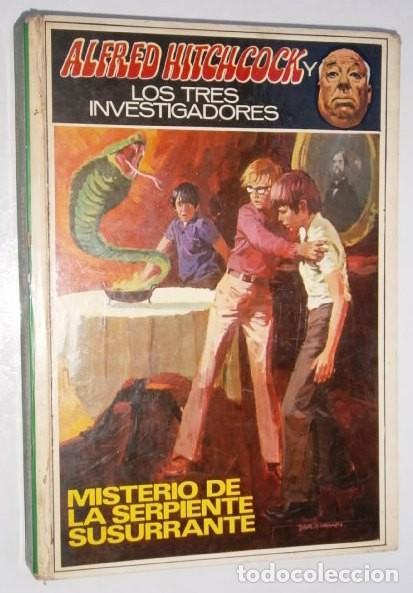 Tebeos: Colección 7 Libros de Misterio Juvenil / Alfred Hitchcock y los tres investigadores / Ed. Molino - Foto 2 - 207654127