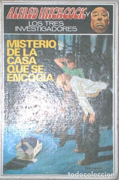 Tebeos: Colección 7 Libros de Misterio Juvenil / Alfred Hitchcock y los tres investigadores / Ed. Molino - Foto 3 - 207654127