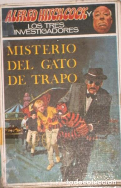 Tebeos: Colección 7 Libros de Misterio Juvenil / Alfred Hitchcock y los tres investigadores / Ed. Molino - Foto 6 - 207654127