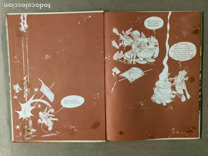 Tebeos: ASTERIX. LA HOZ DE ORO. UDERZO Y GOSCINNY. EDITORIAL MOLINO 1966. - Foto 2 - 211614791